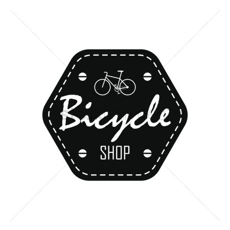 Fashions : Vintage bicycle label