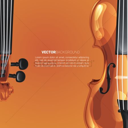 Music : Violin background