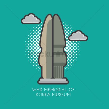 Museums : War memorial of korea museum