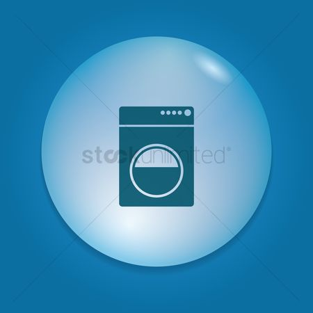 Washing machine : Washing machine icon