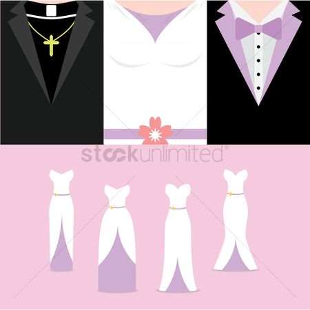 Priest : Wedding outfits