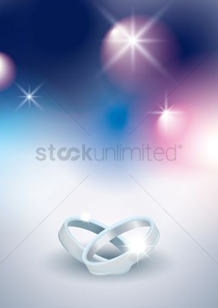 Engagements : Wedding rings concept