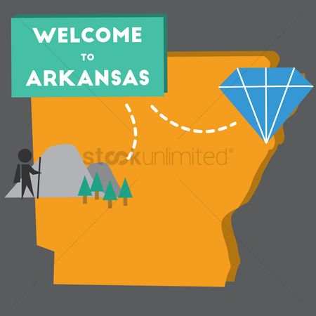 Crater of diamonds state park : Welcome to arkansas state