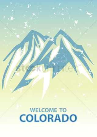 Peaks : Welcome to colorado
