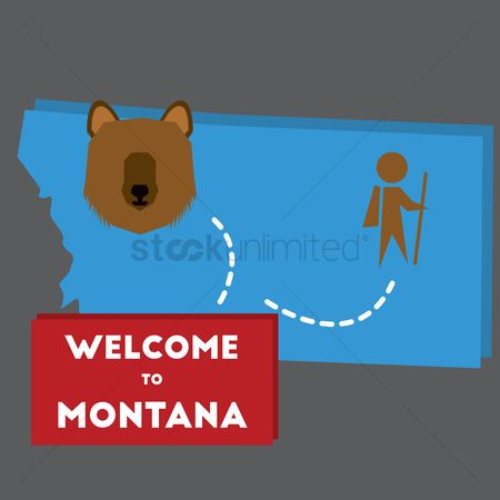 Welcome to montana : Welcome to montana state