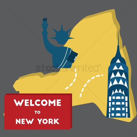 New york : Welcome to new york state