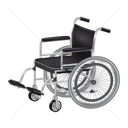 Hospital : Wheelchair