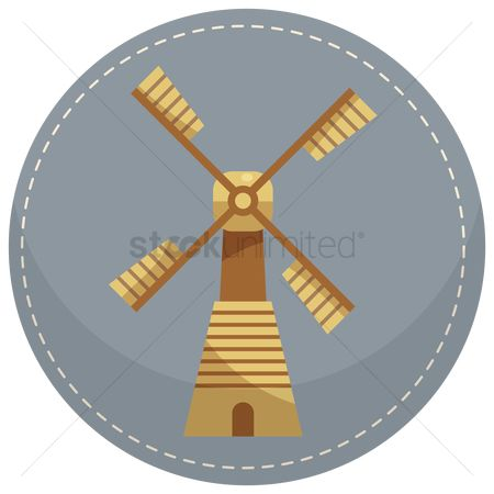 Flour : Wind mill