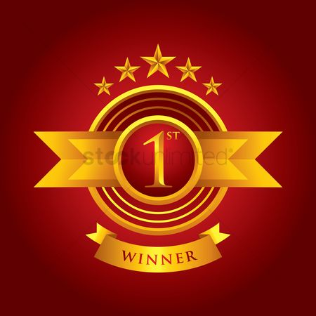 Champions : Winner badge