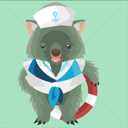 Sailors : Wombat sailor