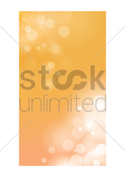 Abstract bokeh background Vector Image - 1942398 | StockUnlimited