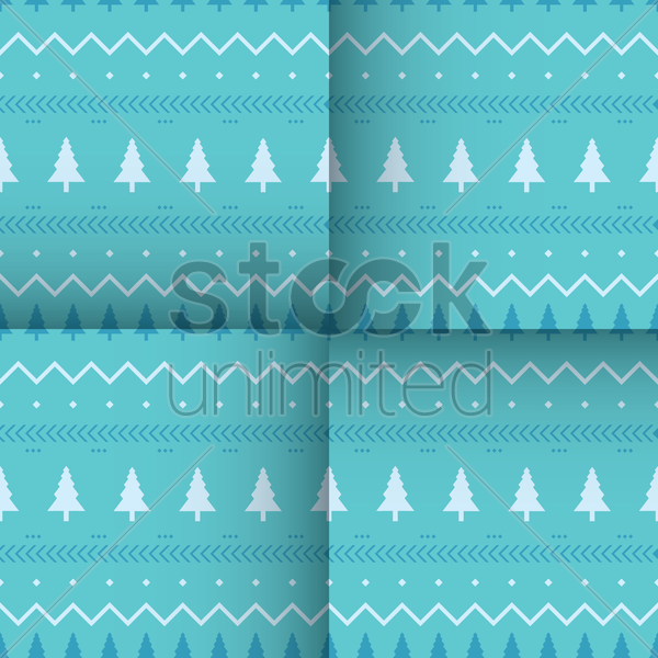 Free christmas design vector graphic