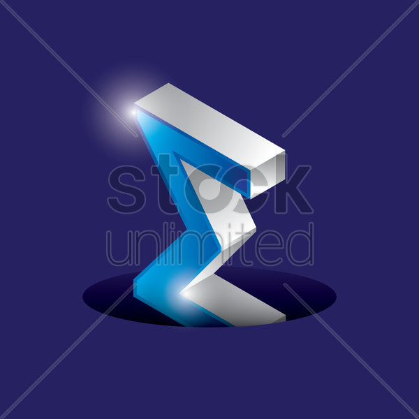 Sigma Symbol Vector Image 1631150 Stockunlimited