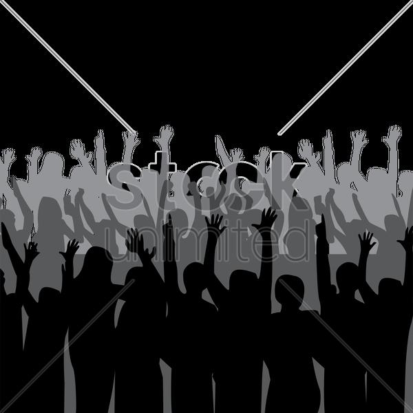audience silhouette png wwwpixsharkcom images