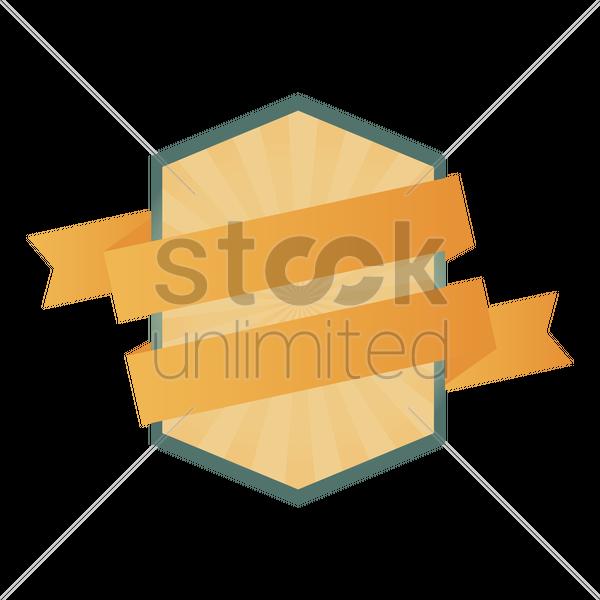 Vintage Label Vector Graphic