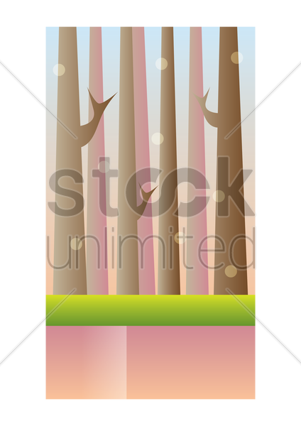 wallpaper for mobile phone vector graphic