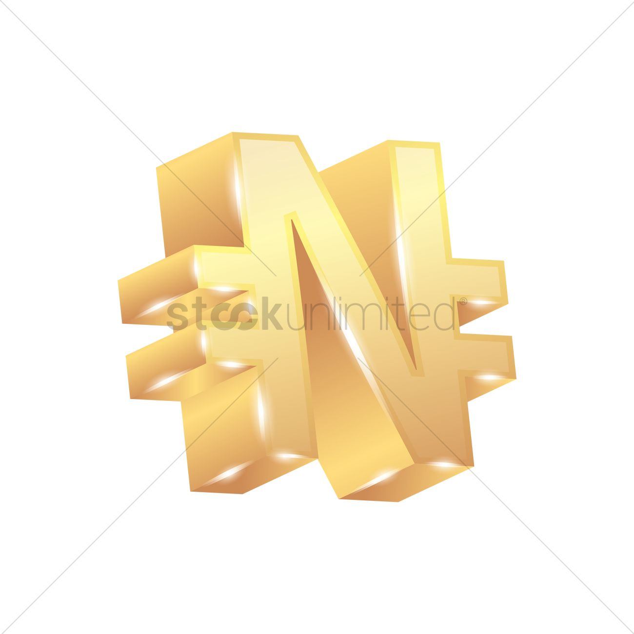 3d naira currency symbol vector image 1828090 stockunlimited 3d naira currency symbol vector graphic biocorpaavc