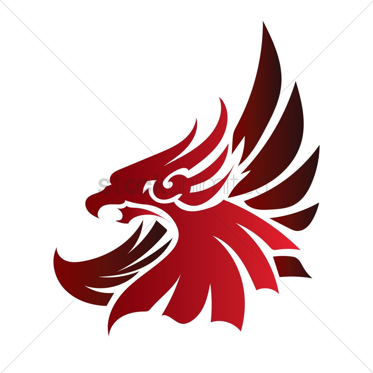 Abstract eagle icon vector image 1484942 stockunlimited abstract eagle icon vector graphic biocorpaavc Gallery