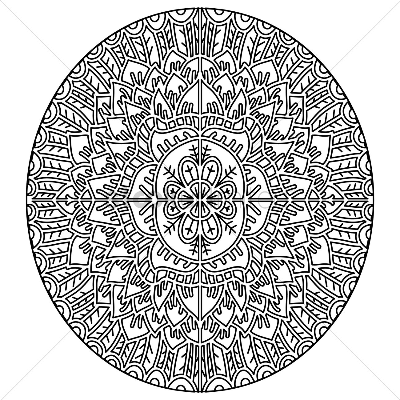 Uncategorized Intricate Pattern abstract intricate pattern design vector image 1959754 graphic