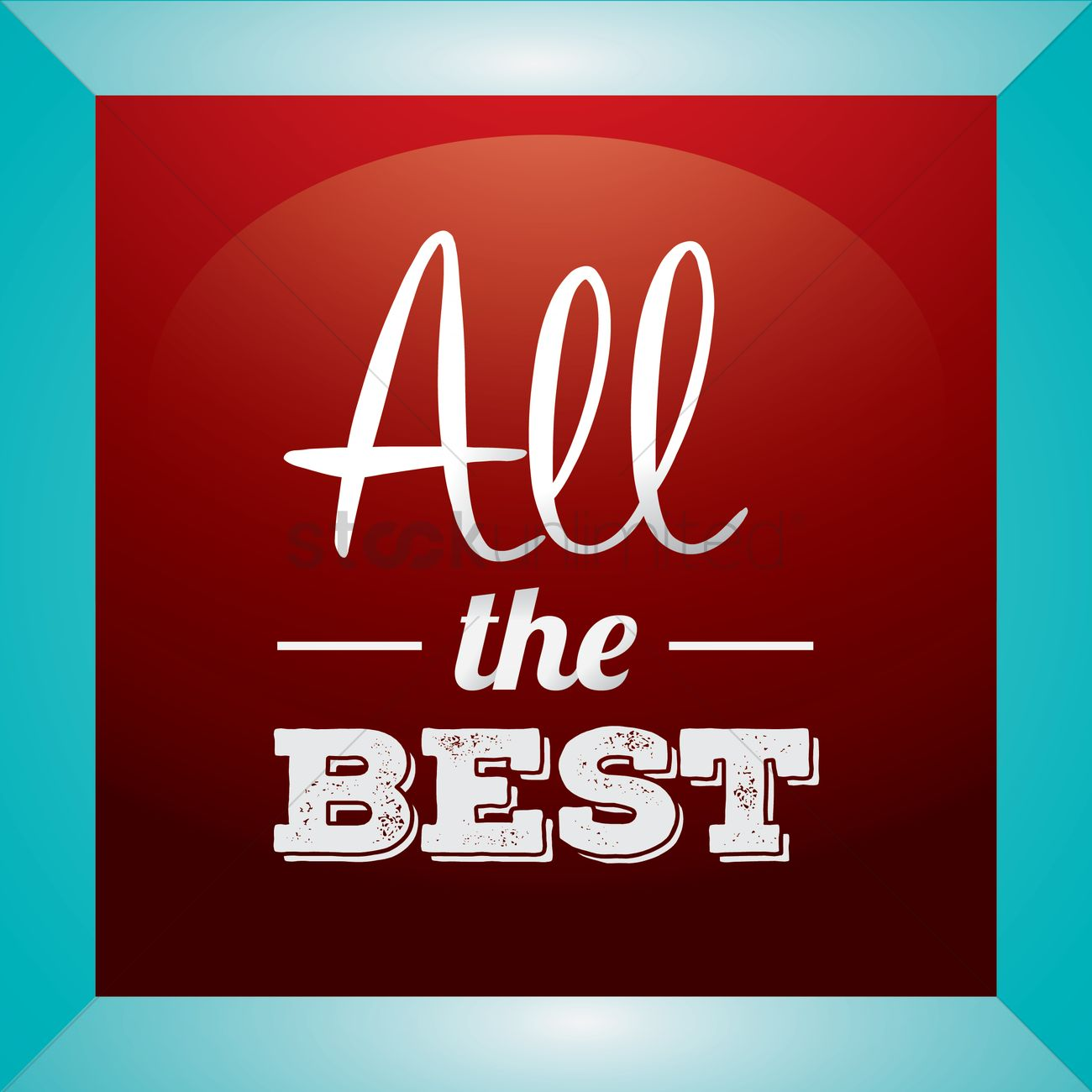 All the best greeting vector image 1811358 stockunlimited all the best greeting vector graphic kristyandbryce Image collections