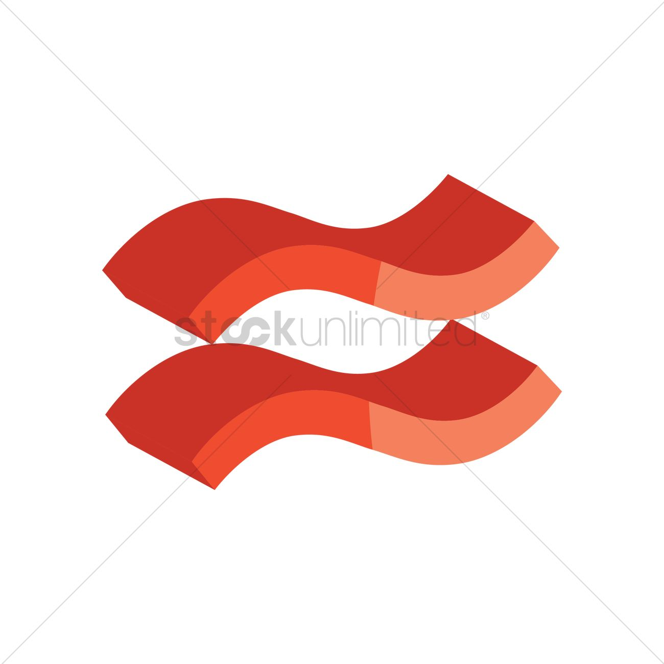 Almost Equal Symbol Vector Image 1866802 Stockunlimited