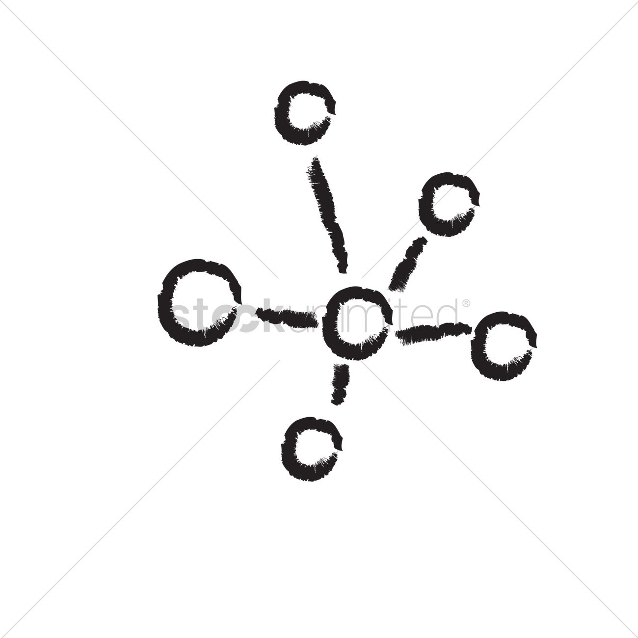 Free atom structure vector image 1241582 stockunlimited free atom structure vector graphic ccuart Images