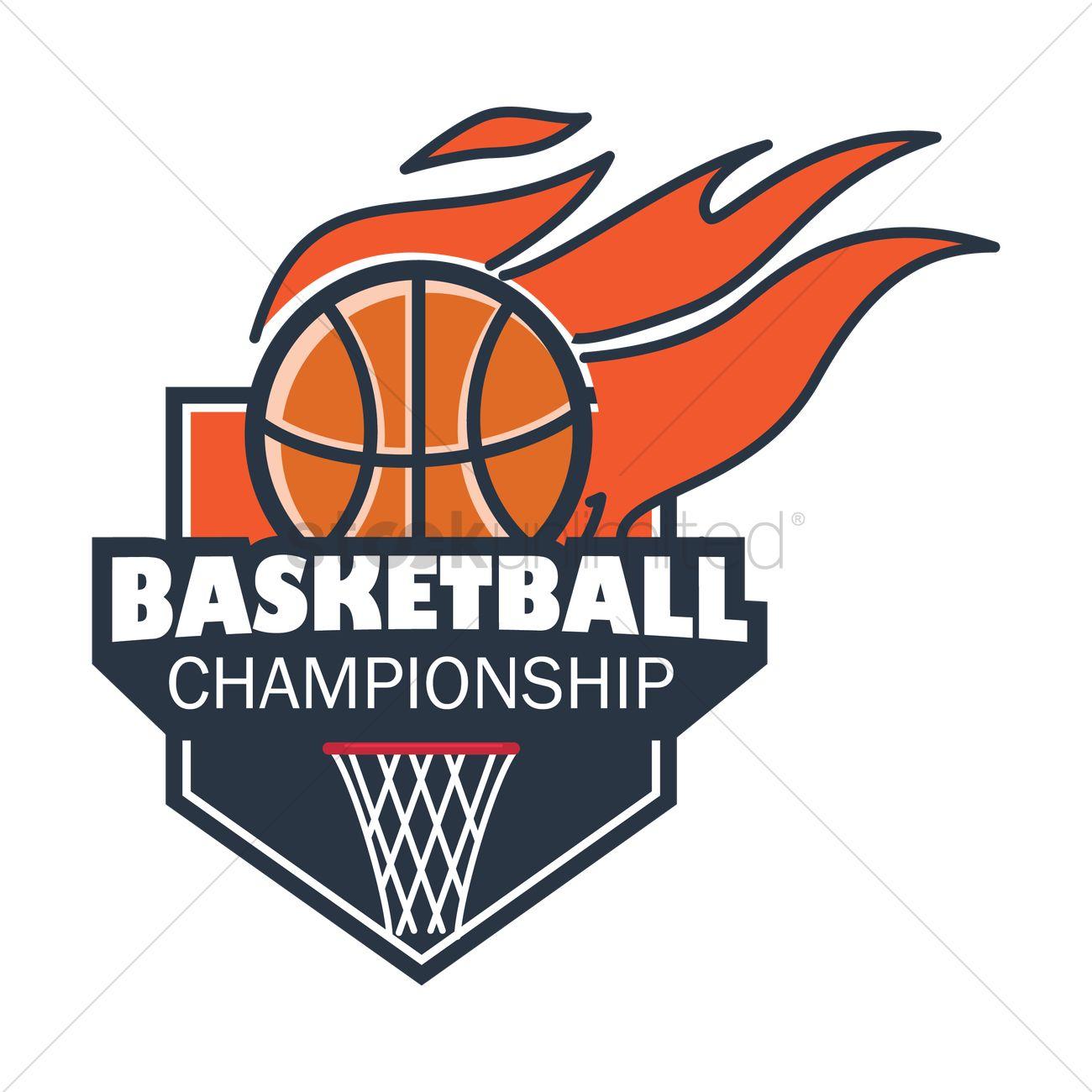 Basketball Net Logo Basketball championshi...