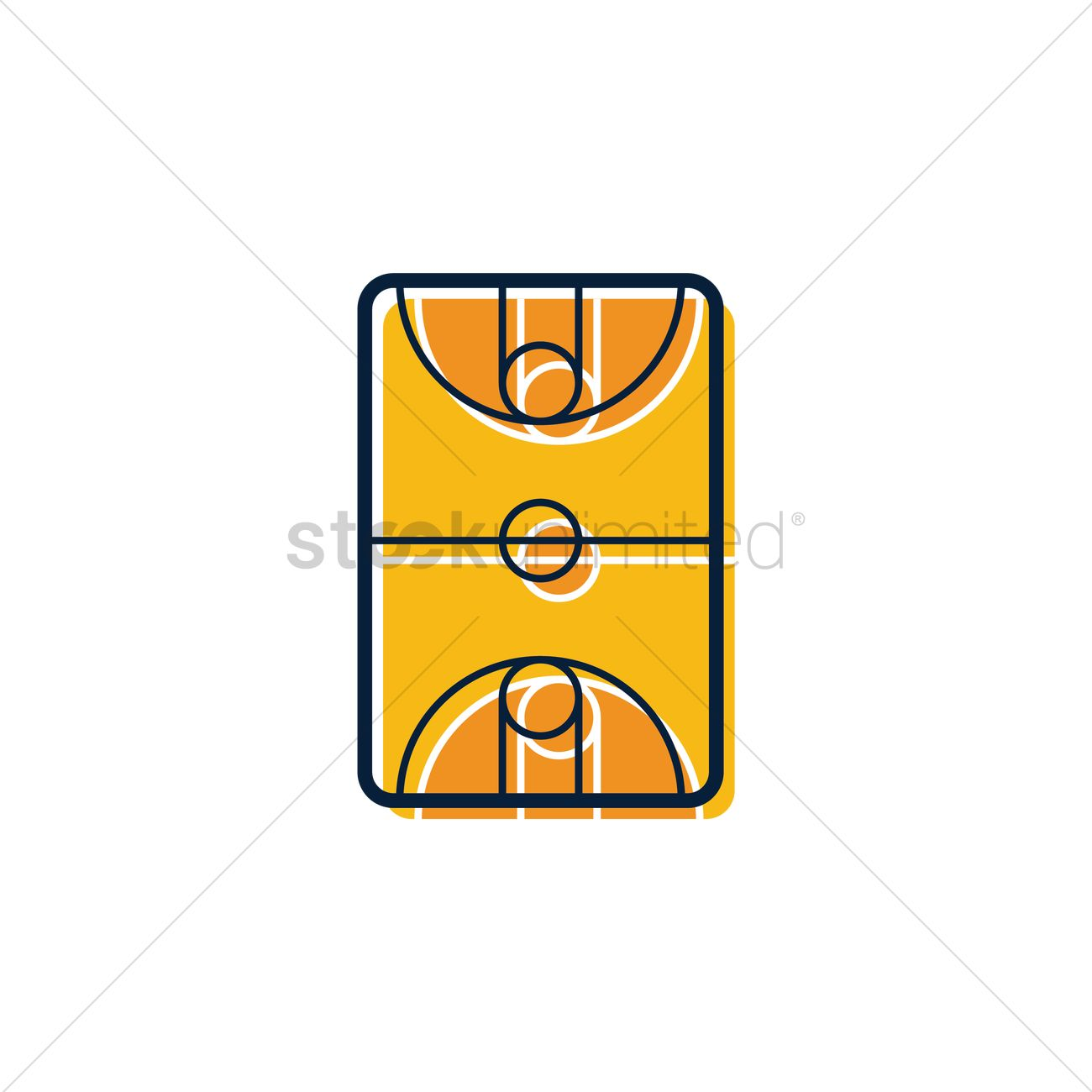 basketball court vector image 1988202 stockunlimited rh stockunlimited com basketball court vector logo basketball court vector image