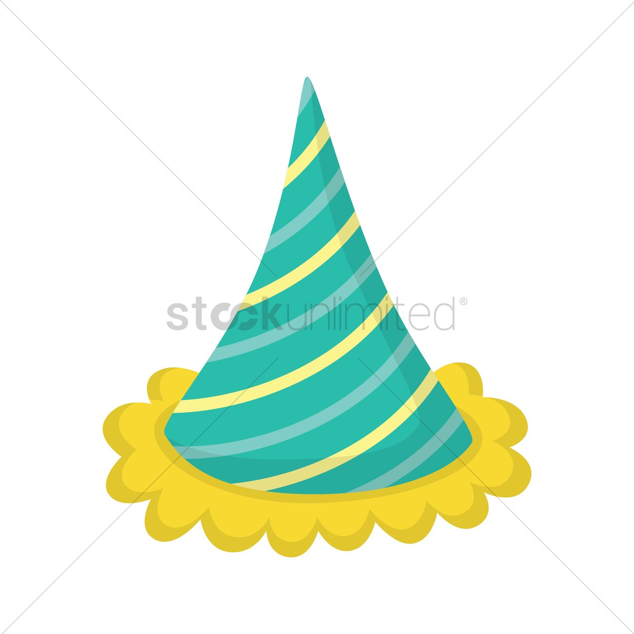 3722b77a Free Birthday hat Vector Image - 1286002 | StockUnlimited