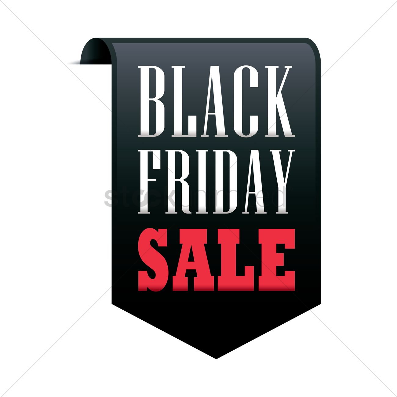 black friday sale banner vector image 1708886 stockunlimited rh stockunlimited com black friday sale clip art black friday clip art free