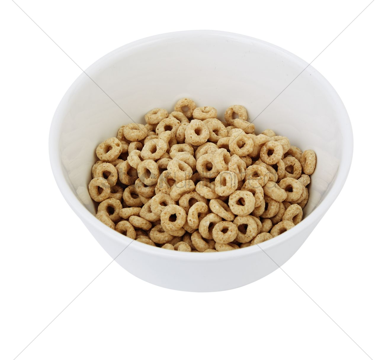 Bowl Of Cereal Stock Photo - 1939598