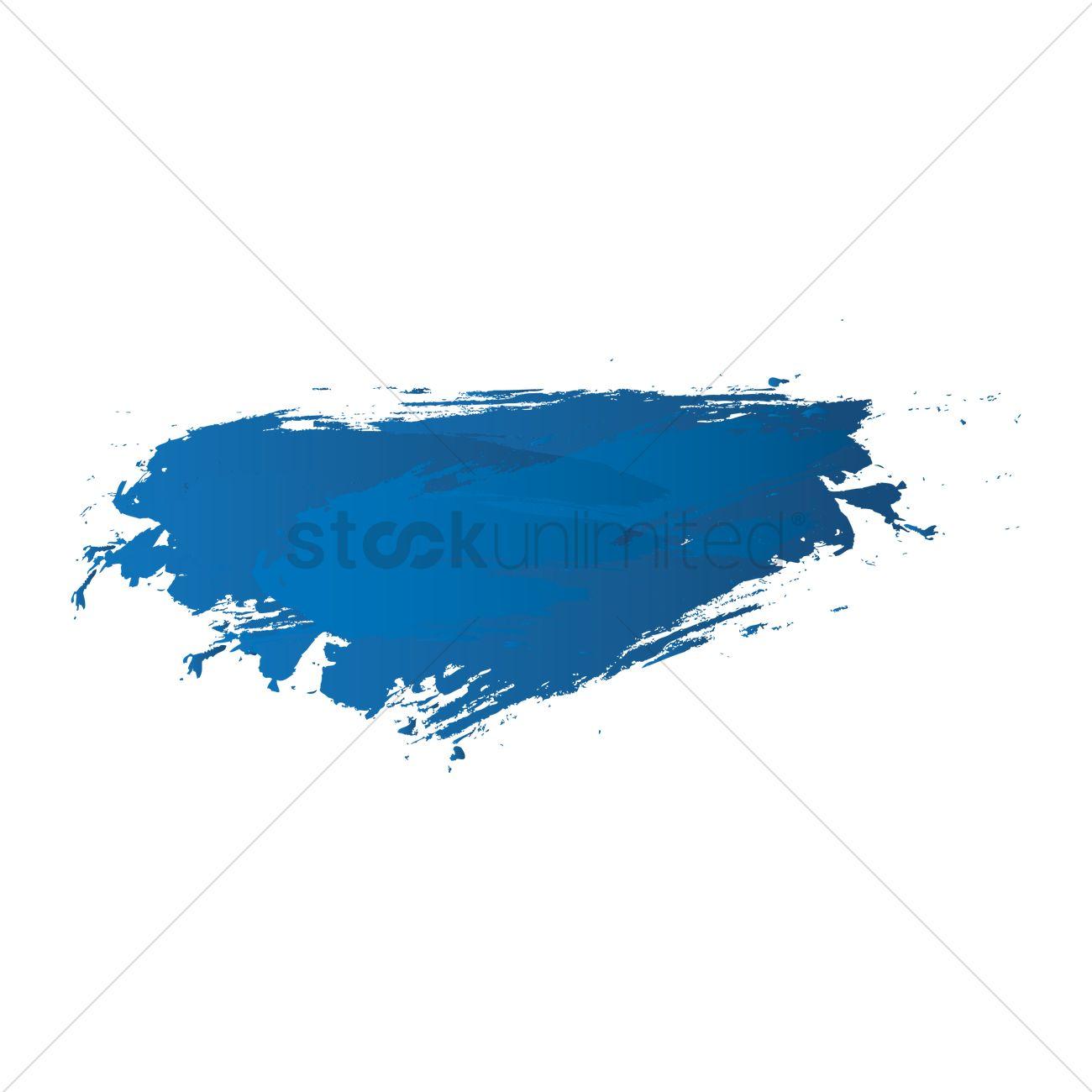 brush stroke vector image 1661022 stockunlimited rh stockunlimited com paint stroke vector free paint brush stroke vector