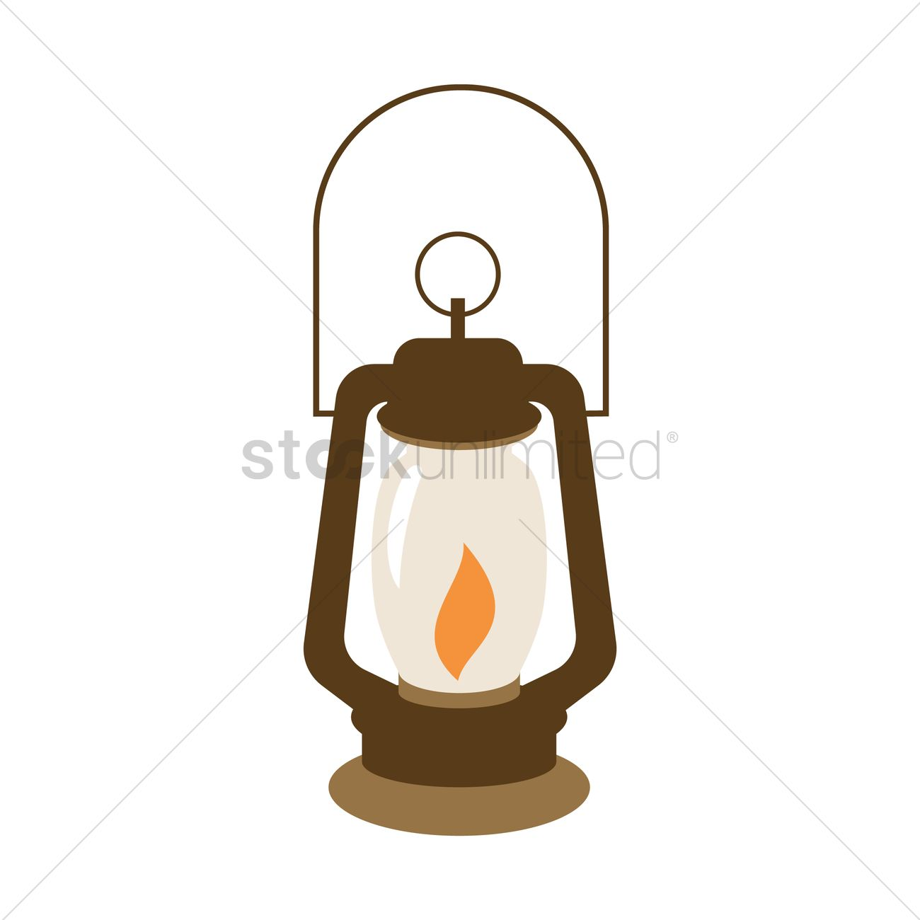 Camping lantern Vector Image - 1809062 | StockUnlimited for Oil Lamp Clip Art  67qdu