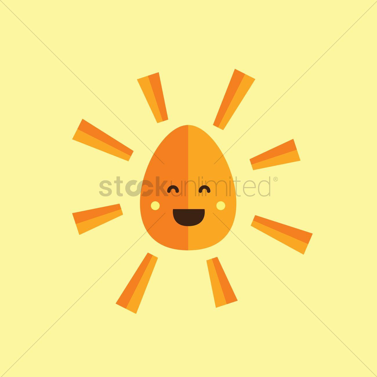 Sun icon Vector Image - 1984688 | StockUnlimited