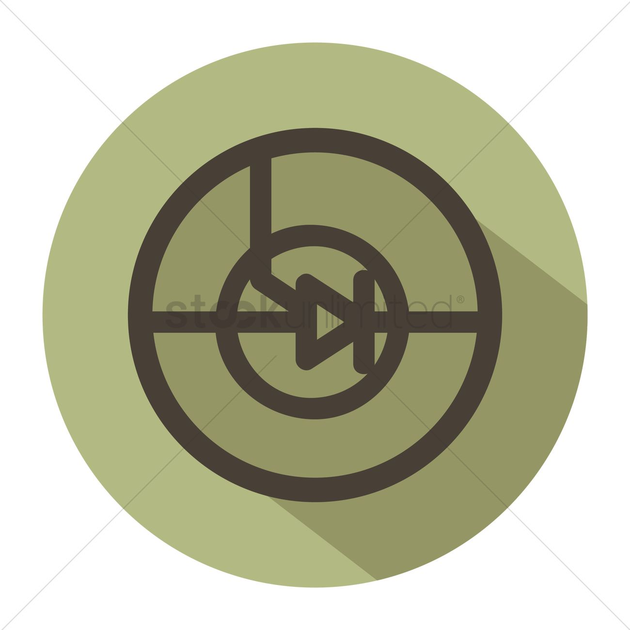 Free Electric Circuit Symbol For Thyristor Vector Image 1248230