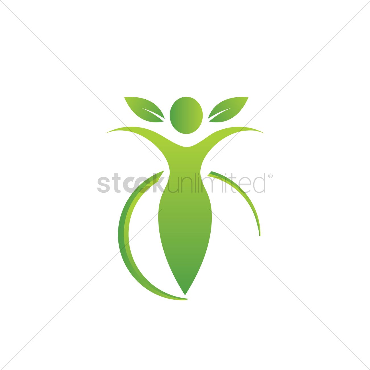 environment friendly logo element vector image 1939230