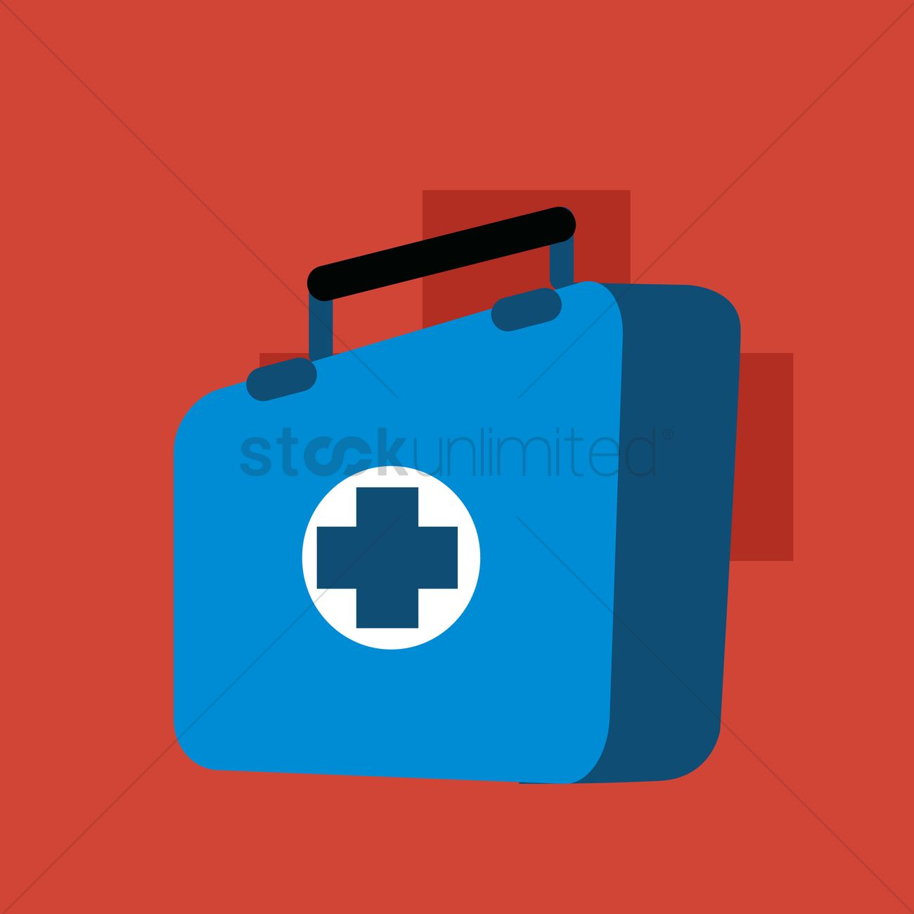 Free First aid kit Vector Image - 1271210 | StockUnlimited