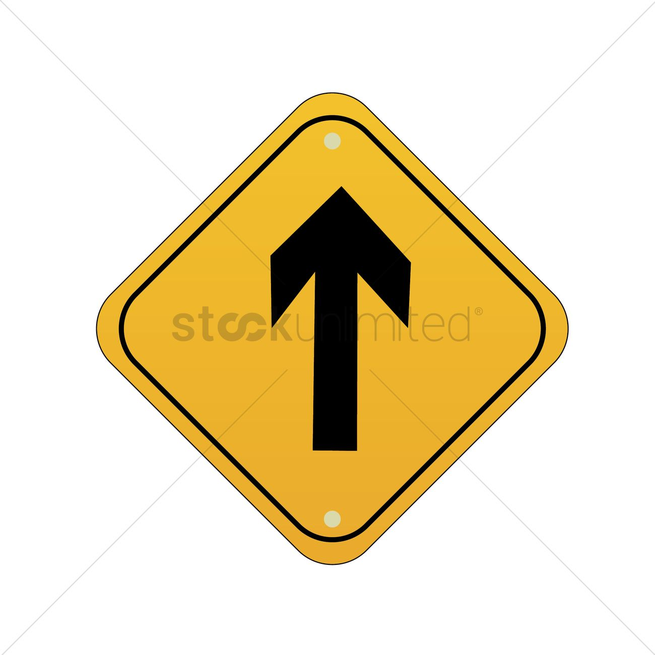 Go straight road sign vector image 1556158 stockunlimited go straight road sign vector graphic biocorpaavc