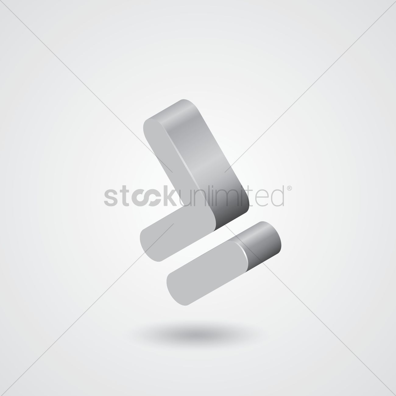 Greater Than Or Equal To Sign Vector Image 1630122 Stockunlimited