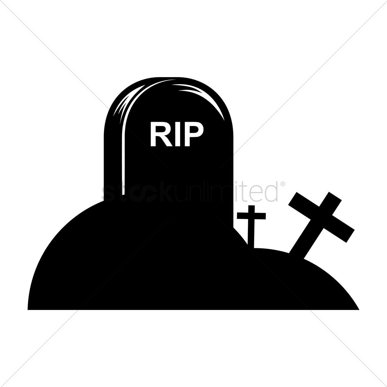 halloween tombstone vector image 1493770 stockunlimited rh stockunlimited com tombstone vector images halloween tombstone vector