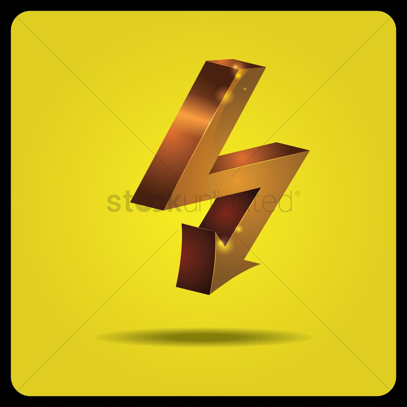High voltage sign vector image 1608154 stockunlimited high voltage sign vector graphic buycottarizona Images