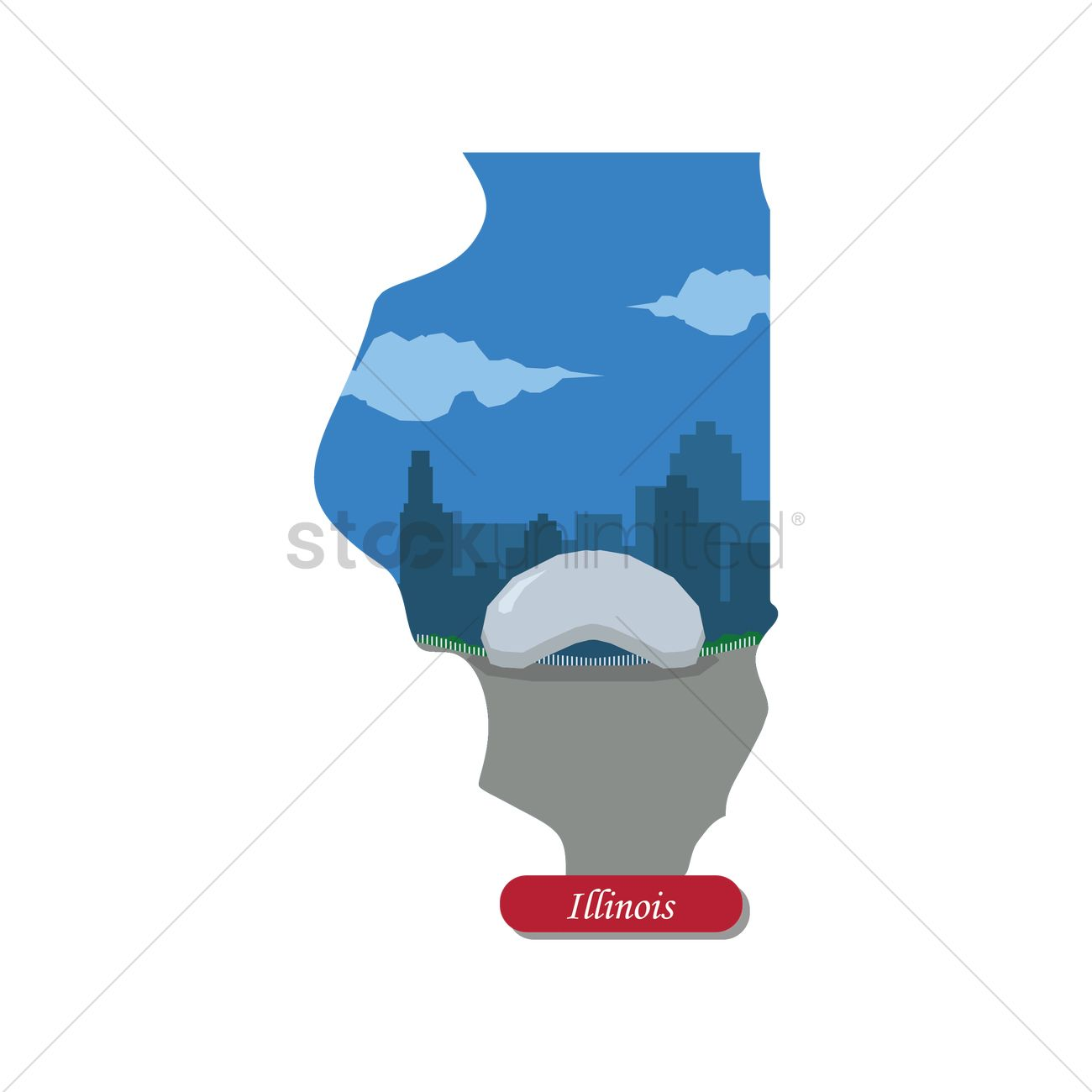 Illinois state map Vector Image - 1551374 | StockUnlimited on illinois map fun, illinois rt 66 map, illinois map 3d, illinois map western, illinois map book, illinois map outline, illinois map logo, illinois postcard, illinois map funny, illinois usa, illinois map crime, illinois map coloring page, illinois map joke, illinois map drawing, illinois on america, illinois black and white clip art, illinois map black, illinois map vintage, midwest cartoon, illinois map painting,