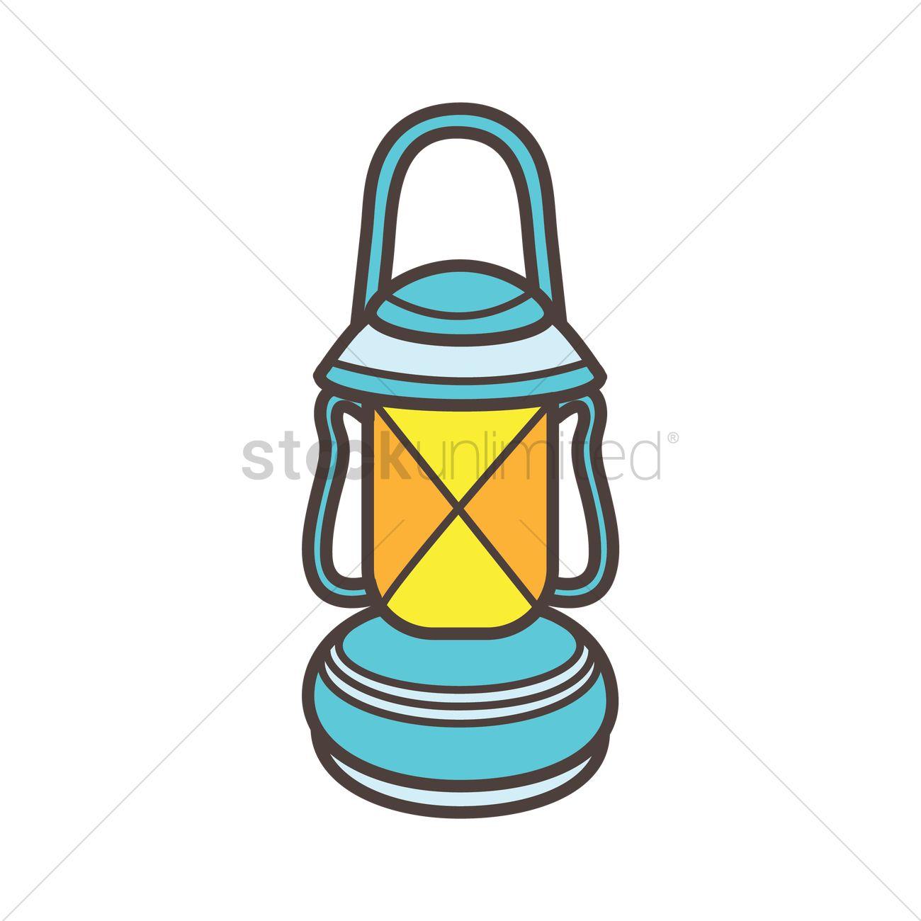 Kerosene lamp Vector Image - 1863510 | StockUnlimited for Kerosene Lamp Clipart  181pct