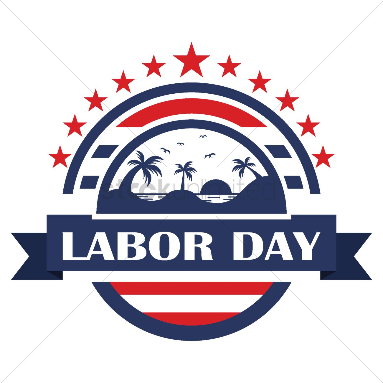 Labor day label vector image 1553586 stockunlimited labor day label vector graphic buycottarizona Choice Image