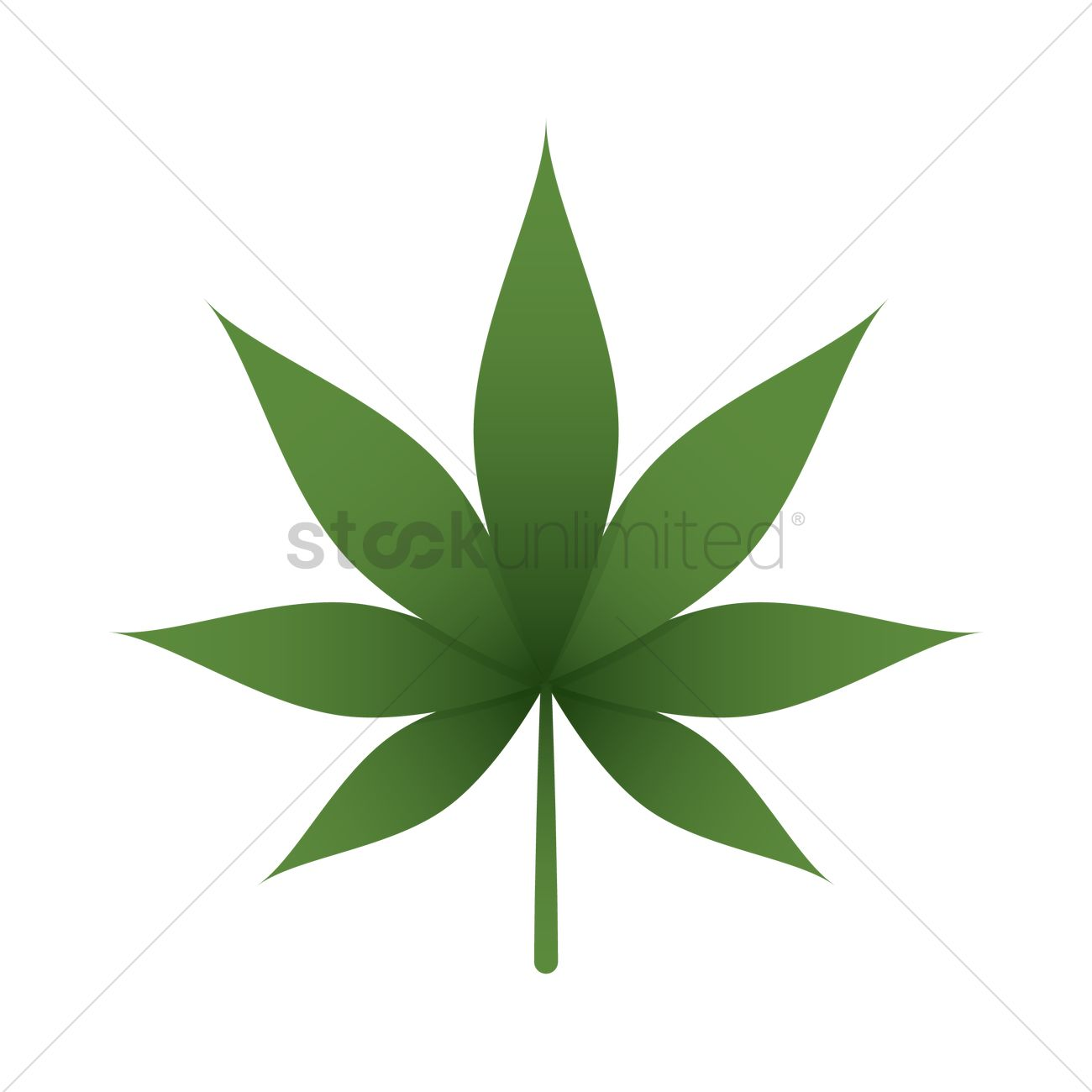 marijuana leaf vector image 2015818 stockunlimited rh stockunlimited com pot leaf logo vector simple pot leaf vector