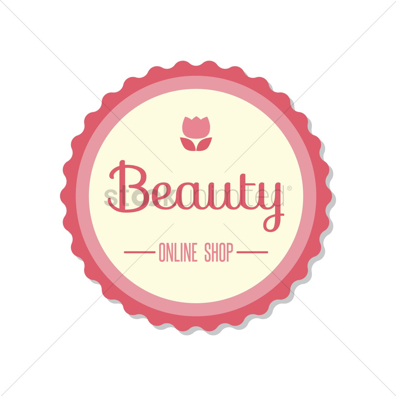 online beauty store cheap - Online beauty shop label Vector Image - 1804892 | StockUnlimited