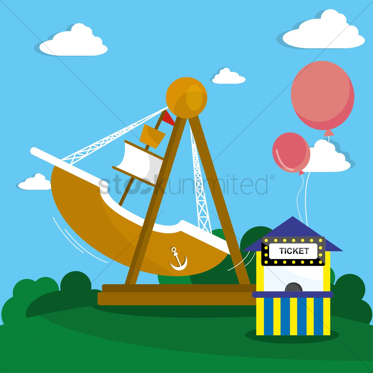 pirate ship ride vector image 1409978 stockunlimited rh stockunlimited com no man's sky redeem alpha vector ship no man's sky redeem alpha vector ship
