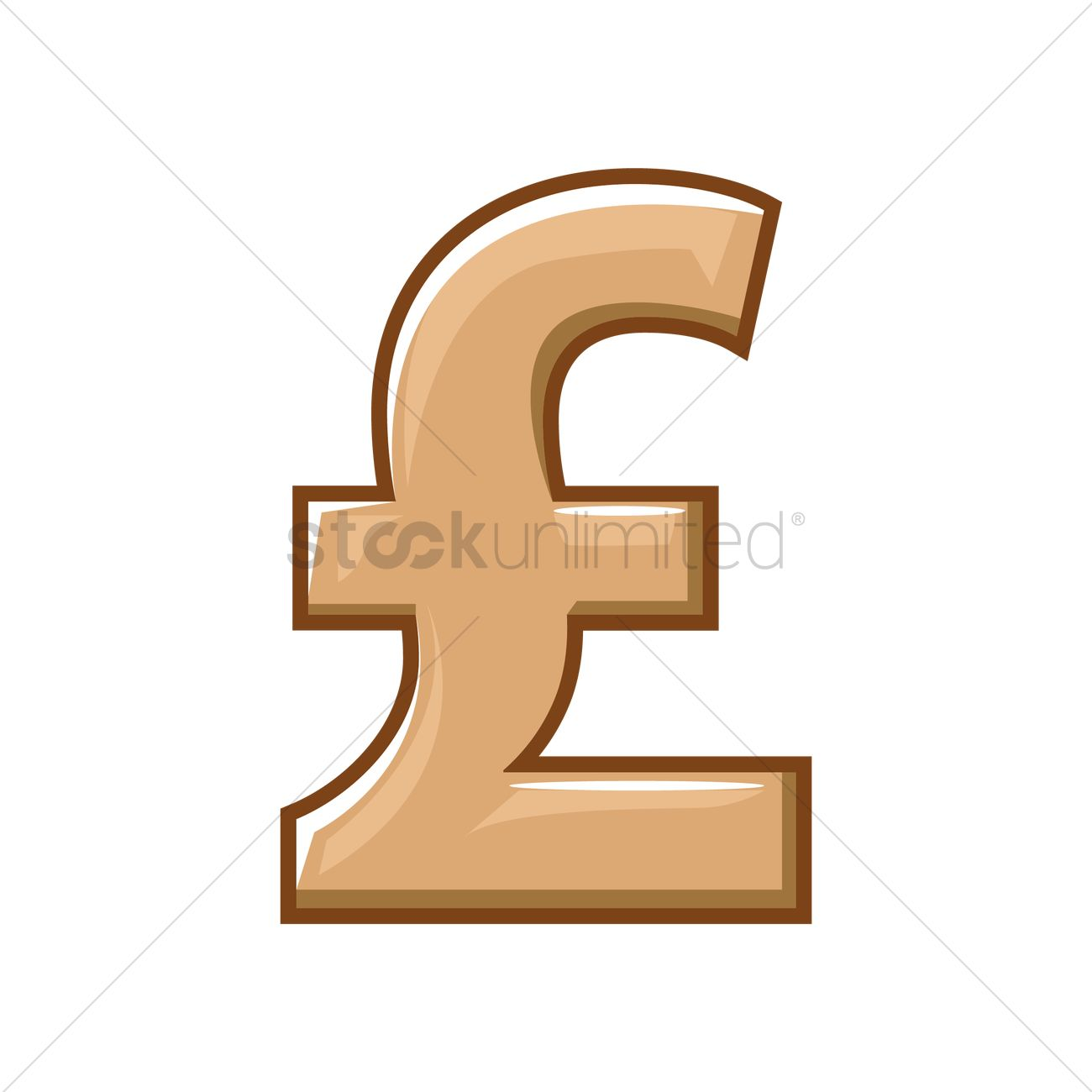 Pound sterling currency symbol vector image 1296366 stockunlimited pound sterling currency symbol vector graphic biocorpaavc Gallery