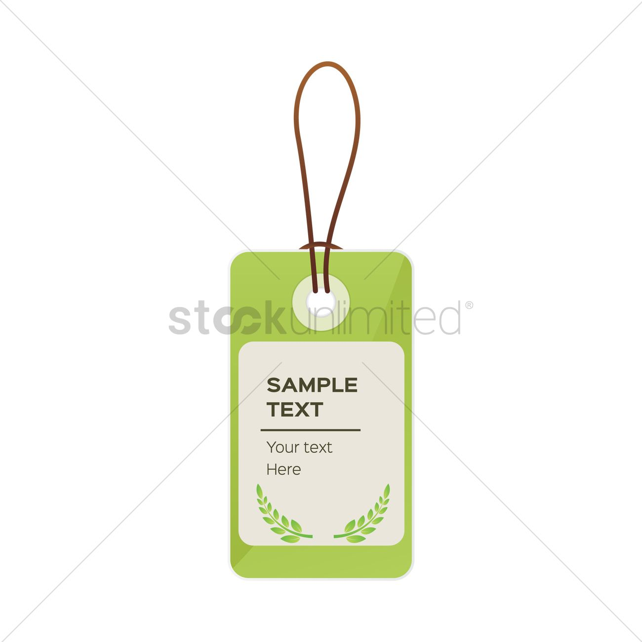 Product tag design Vector Image - 1993818 | StockUnlimited