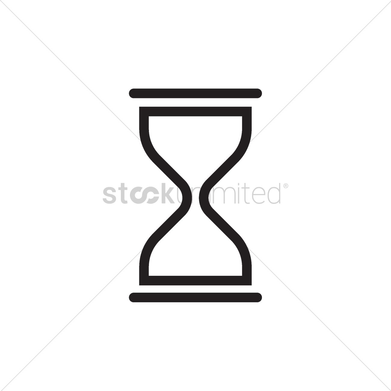 Sand timer vector image 2003986 stockunlimited sand timer vector graphic biocorpaavc Images